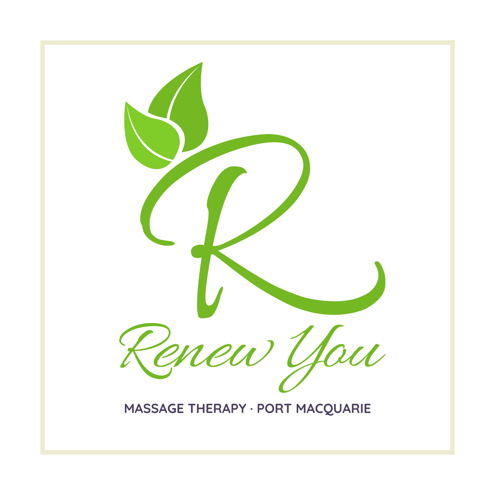 Renew You Massage Therapy Port Macquarie